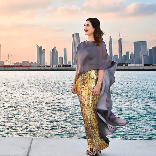 Nez Gebreel Steps Down As CEO Of Dubai Design & Fashion Council