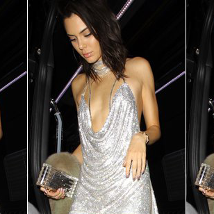 Kendall Jenner Wears Two Arabian Designers At Her 21st Birthday