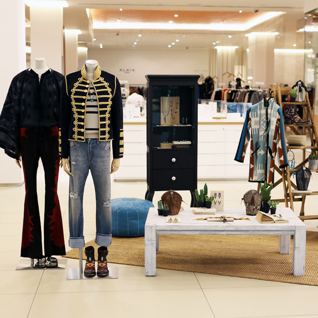 Exclusive: Jessie Western Pop-Up Opens In Boutique 1