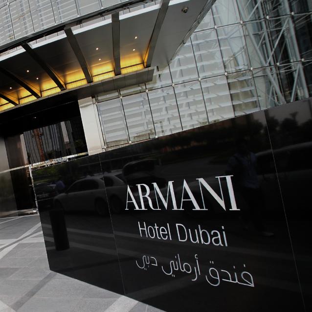 Armani Hotel Dubai Wins 'Global Hotel Of The Year'