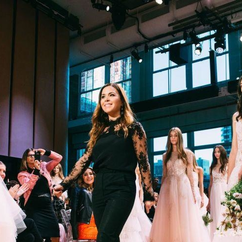 Monique Lhuillier Takes Us Through Her 20 Year Career Of Bridal Fashion
