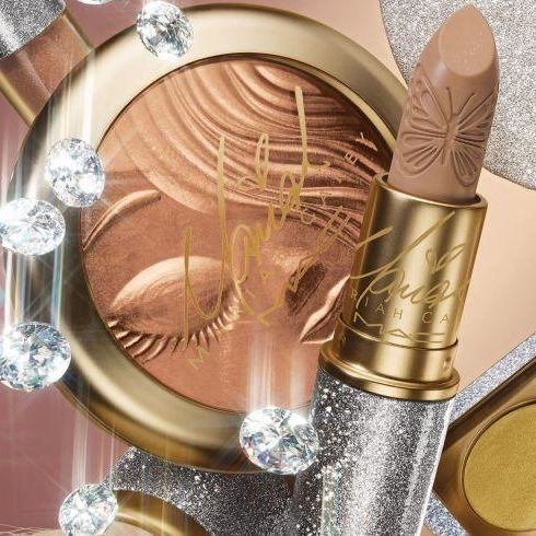 Mariah Carey's MAC Collection Is Revealed