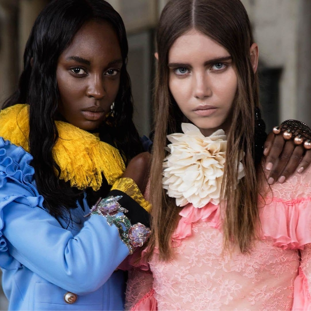 Watch Now: Bazaar Brings Gucci Cruise 2017 To Life At Westminster Abbey