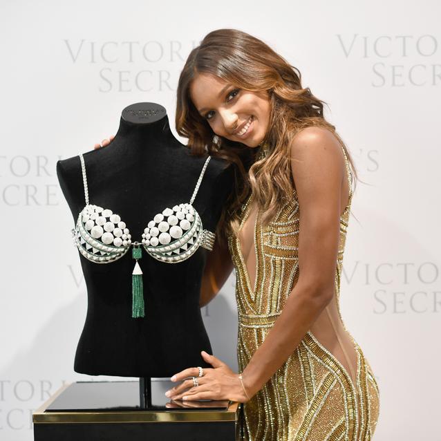 The Complete Evolution Of The Victoria's Secret Fantasy Bra