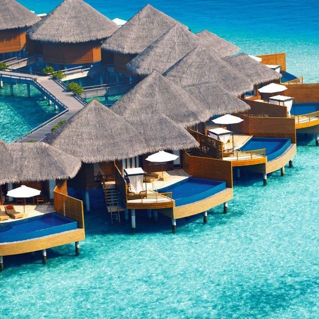 The Escape: Baros Maldives
