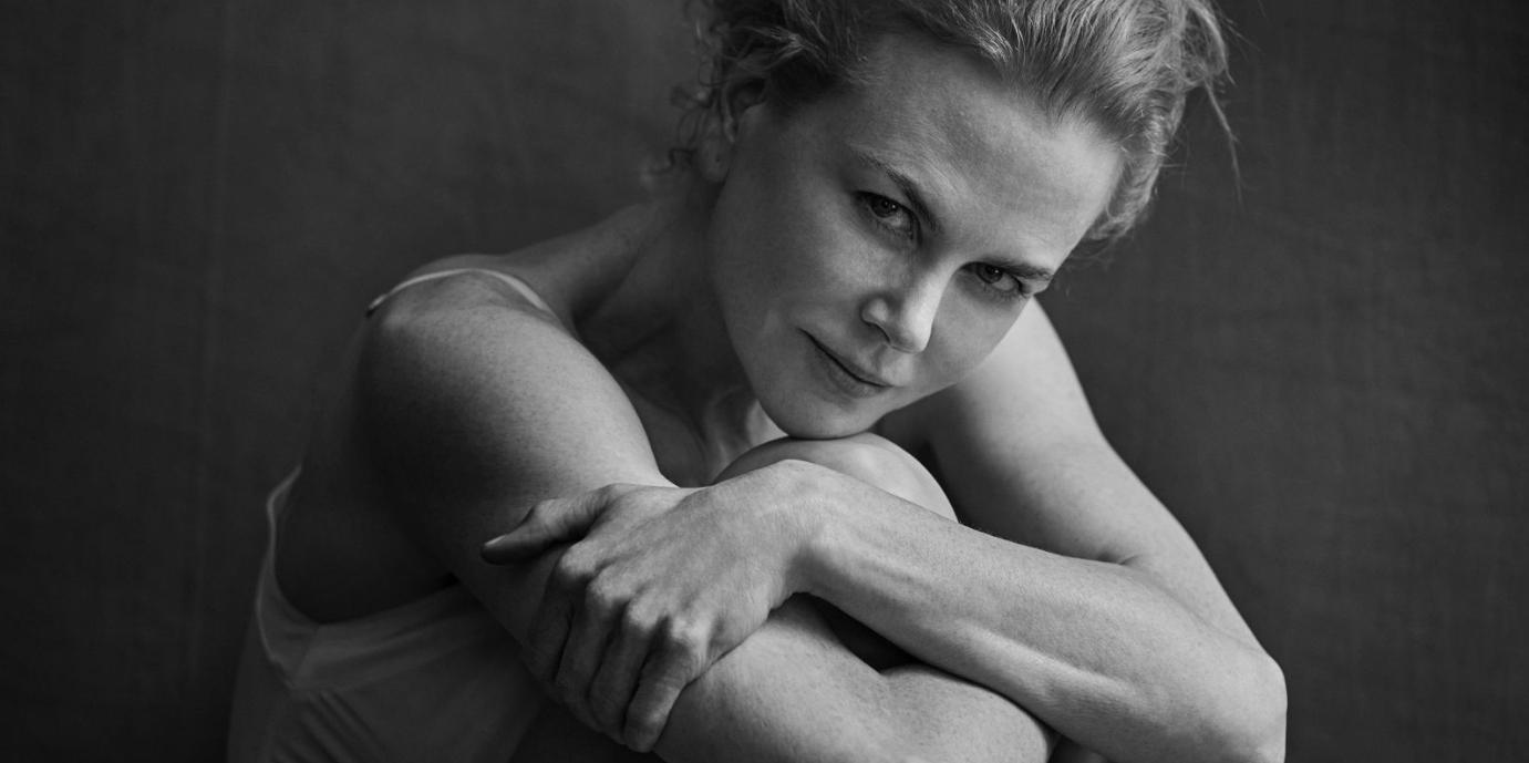 Nicole Kidman, Uma Thurman And More Go Make-Up Free For Pirelli