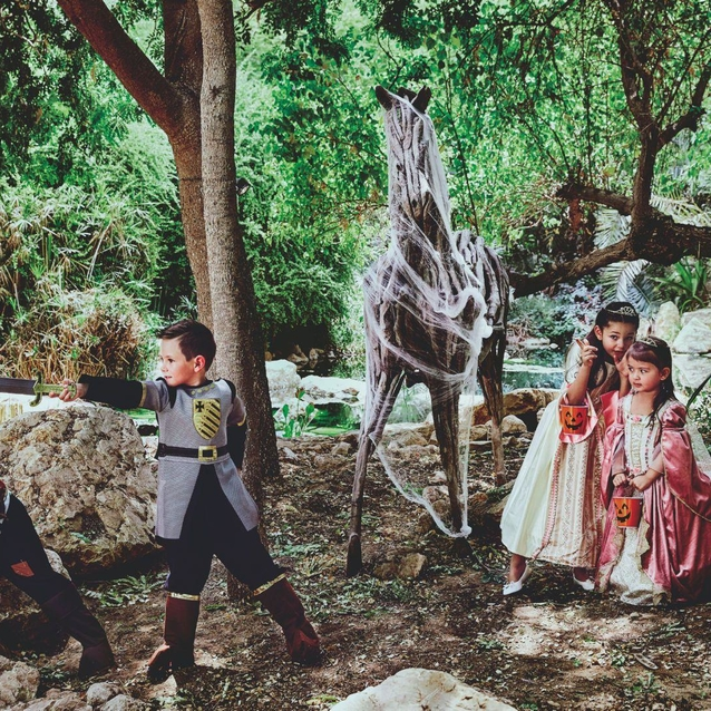 An Enchanting Tale: Halloween With Level Kids