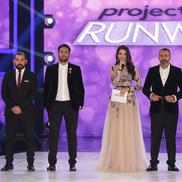 Alaa Najd Wins Project Runway Middle East