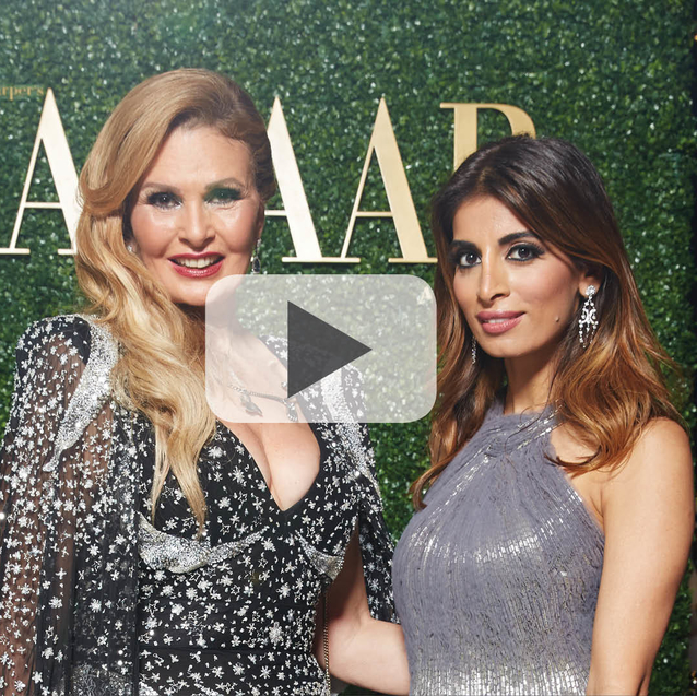 Watch Now: Behind-The-Scenes At Our BazaarXBG Best Dressed Studio On Day One At #DIFF16