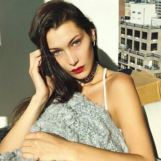 Bella Hadid Is Designing For Chrome Hearts