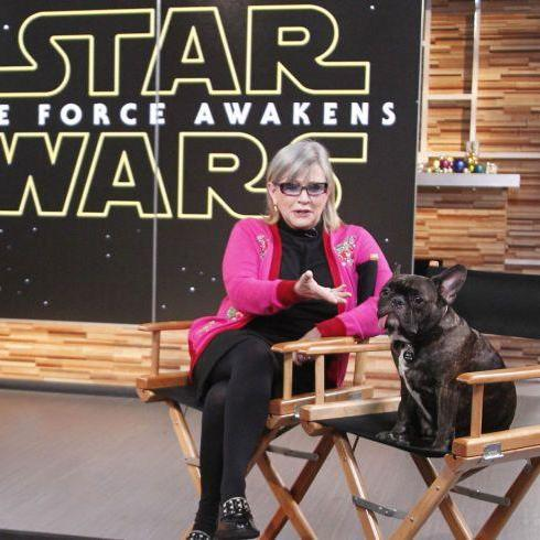 Watch Now: Carrie Fisher's Very Funny Star Wars Interview