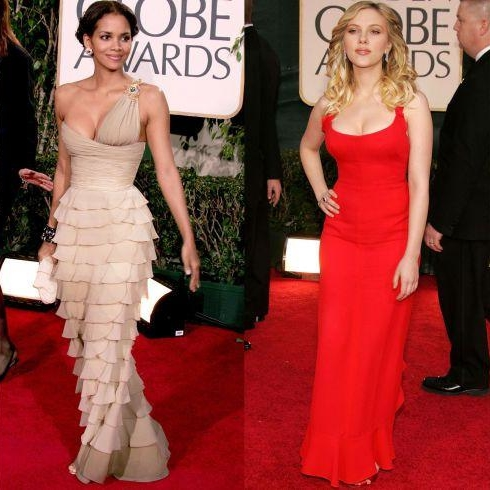 The Most Daring Golden Globe Dresses Of All Time