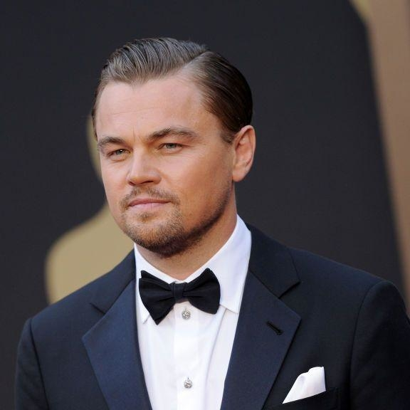 Leonardo DiCaprio Is Presenting At The Golden Globes