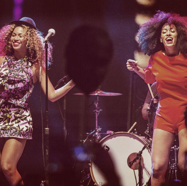 Solange Gets Interviewed By Her Biggest Fan, Beyoncé
