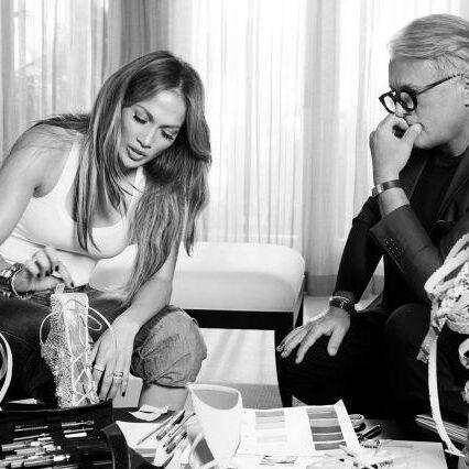 The Jennifer Lopez And Giuseppe Zanotti Shoe Collaboration Is Finally Here