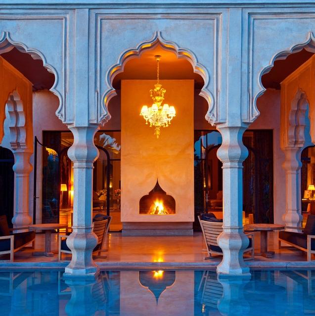 The Escape   Magical Marrakech
