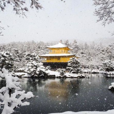 14 Incredibly Beautiful Photos Of Kyoto In The Snow