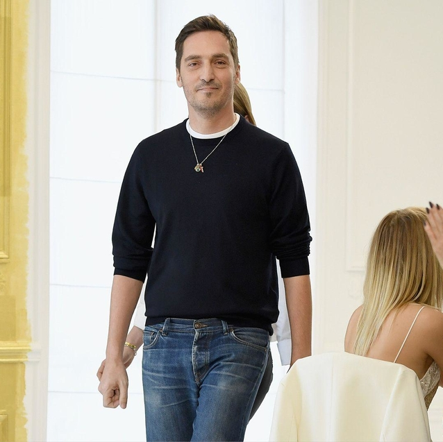 Serge Ruffieux Named The New Creative Director For Carven