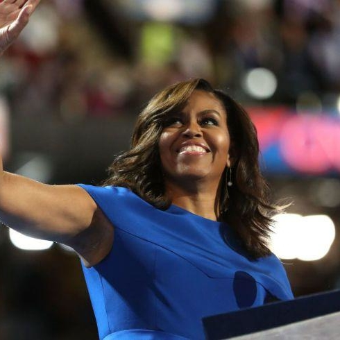 """Michelle Obama Says Serving As First Lady Is """"The Greatest Gift Of All"""""""