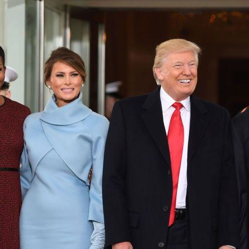 The Inauguration In Pictures