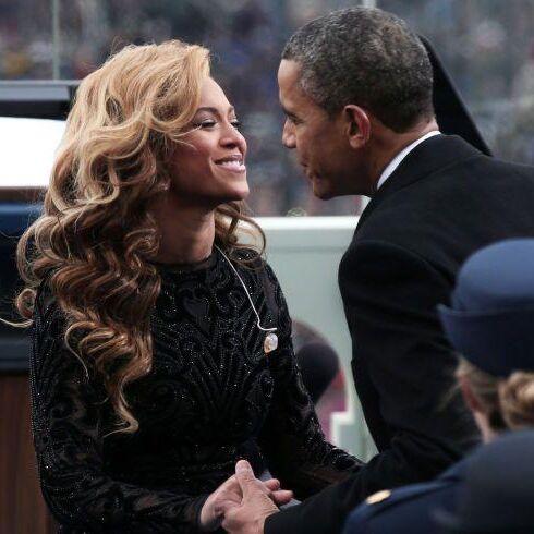 Beyoncé Thanks Barack And Michelle Obama For Being President And First Lady