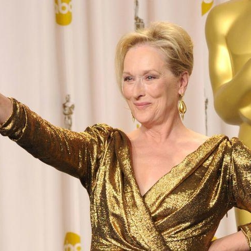 """""""Overrated"""" Meryl Streep Becomes First Star To Be Nominated For 20 Oscars"""