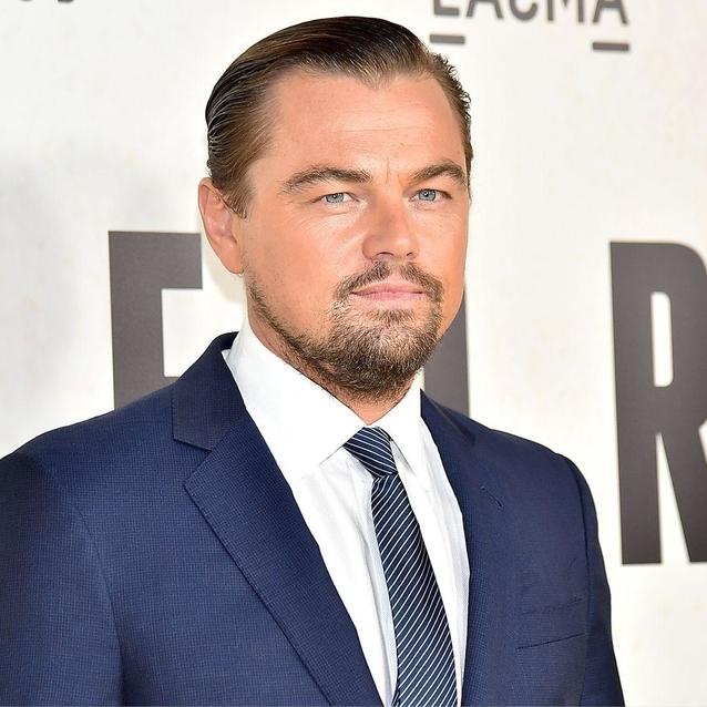 Leonardo DiCaprio Visits Dubai