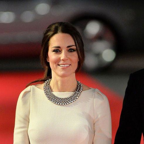 The Duke And Duchess Of Cambridge Will Attend Next Month's BAFTA Awards
