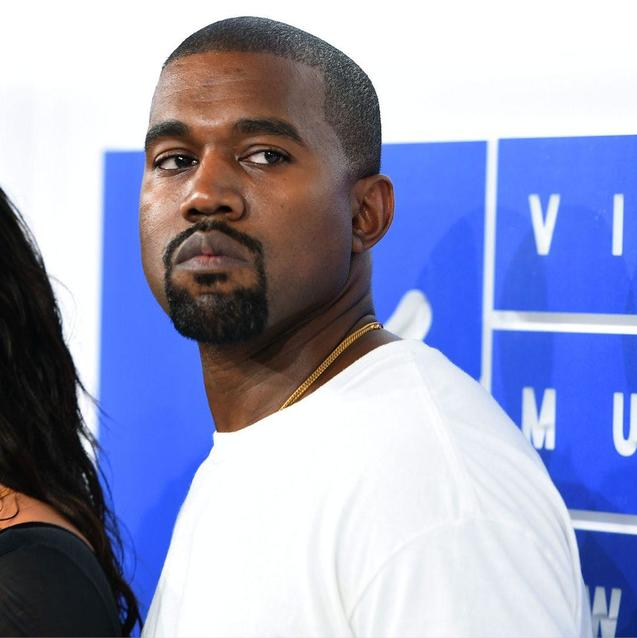 Kanye West Just Debuted The Most Bizarre Body Paint And The Internet Can't Deal