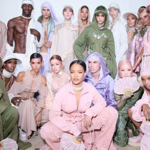 Rihanna Will Return To Paris For Her Third Fenty Puma Collection