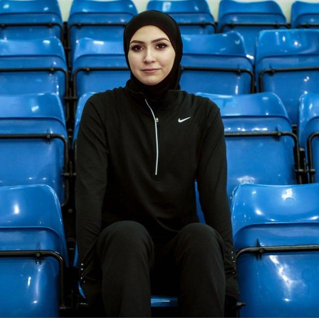 Nike Celebrates Two Female Emirati Athletes