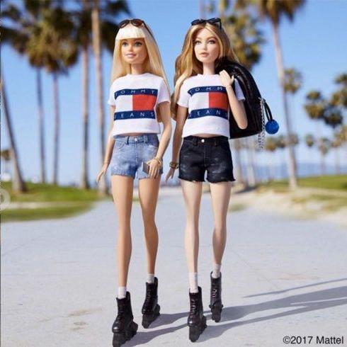 Gigi Hadid Gets Her Very Own Barbie Doll