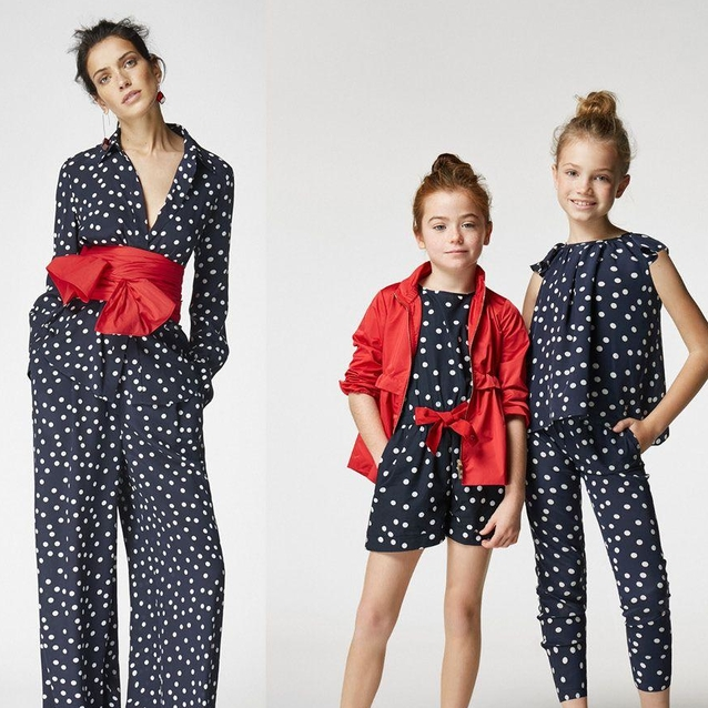 CH Carolina Herrera Introduces Mother And Daughter Looks