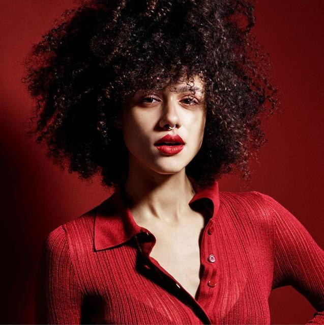 Nathalie Emmanuel Collaborates With Famed Photographer Rankin