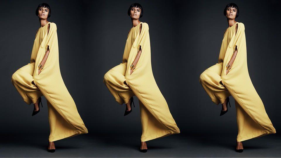 Saudi's Deena Abdulaziz Relaunches D'NA Boutique Online