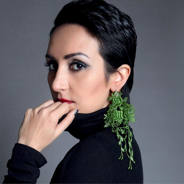 The Talking Point: How Golshid Mola Is Promoting Independent Iranian Designers