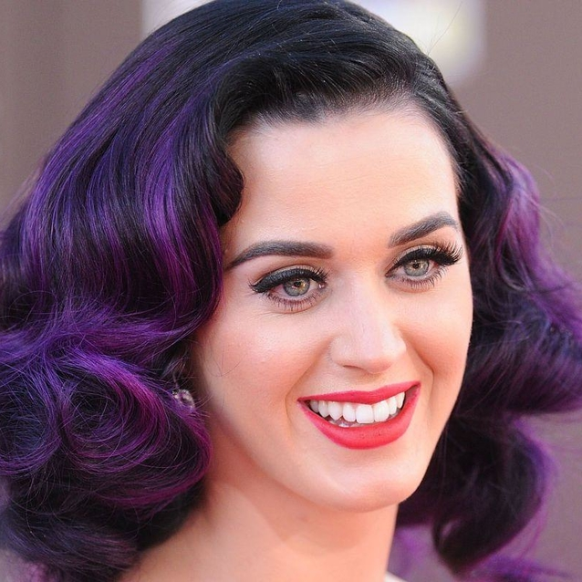 Katy Perry Is Releasing A Mermaid-Themed Make-Up Line