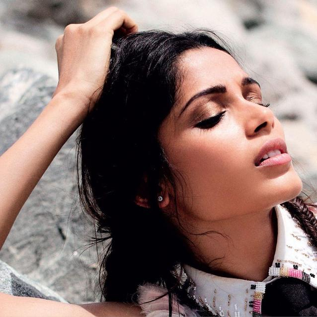 Once Upon A Time In The East: Freida Pinto