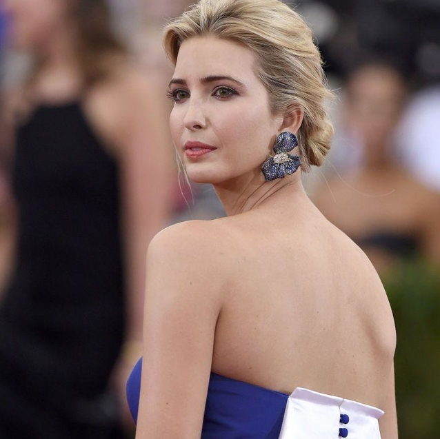 Why Chinese Brands Are Clamouring To Trademark The Name 'Ivanka'