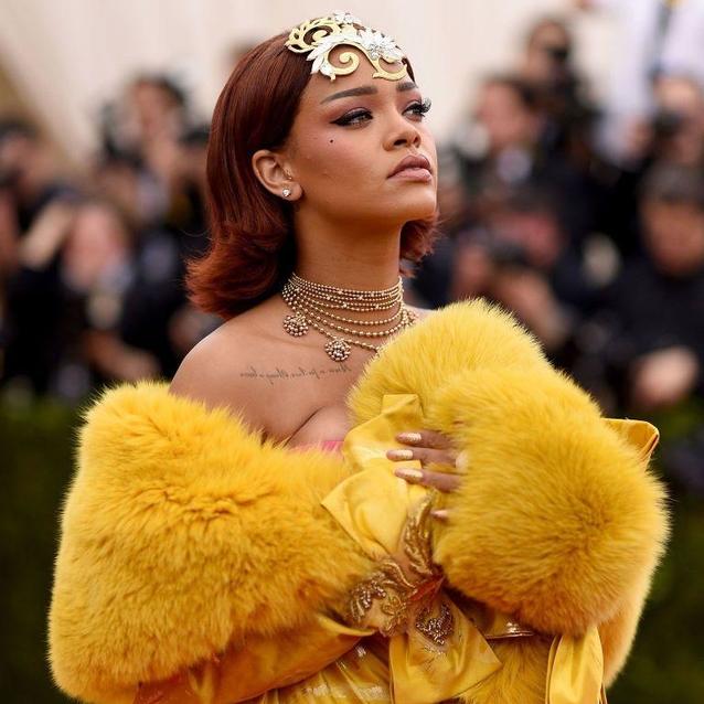Rihanna Is Named Harvard University's Humanitarian Of The Year