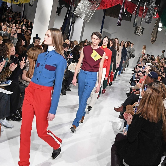 Luella Bartley Joins Calvin Klein