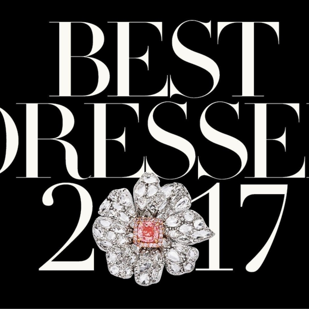 Harper's Bazaar Best Dressed 2017