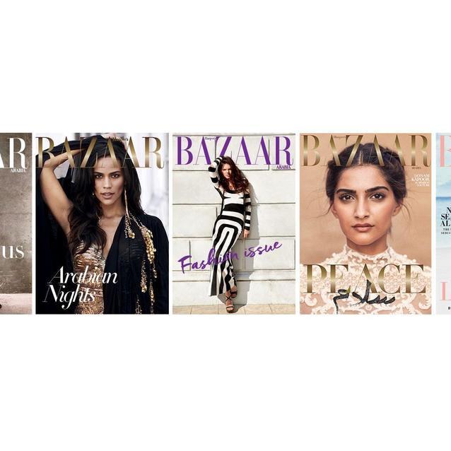 10 Memorable Moments Of Harper's Bazaar Arabia