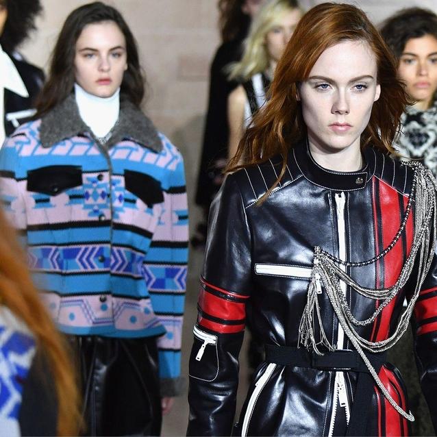 Paris Fashion Week A/W17: All The Best Looks