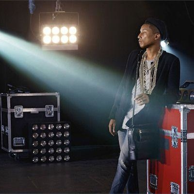 Pharrell Williams Is The First Man To Star In A Chanel Handbag Campaign