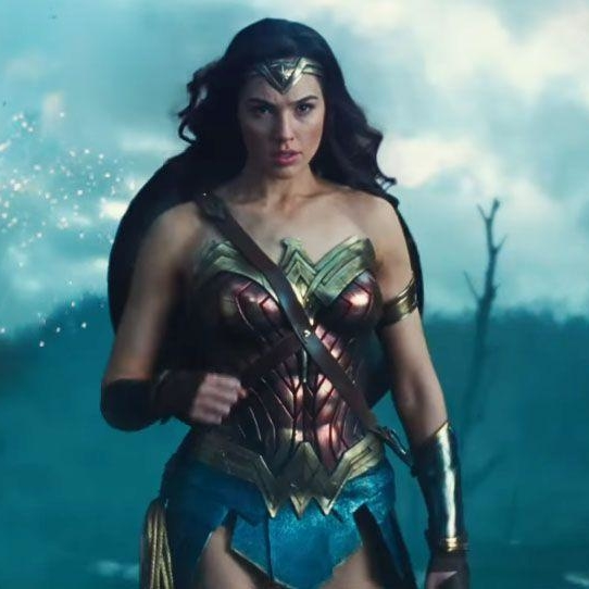 The New Wonder Woman Trailer Has Finally Landed