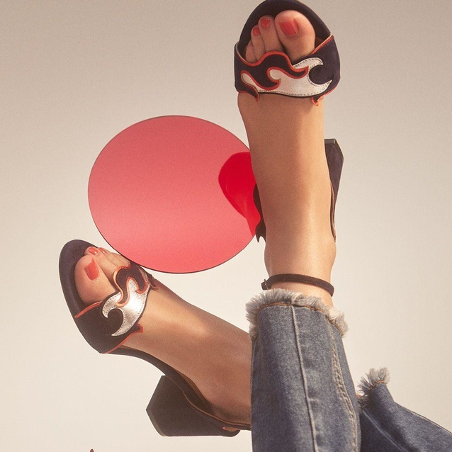 Step Into Spring With Sandro