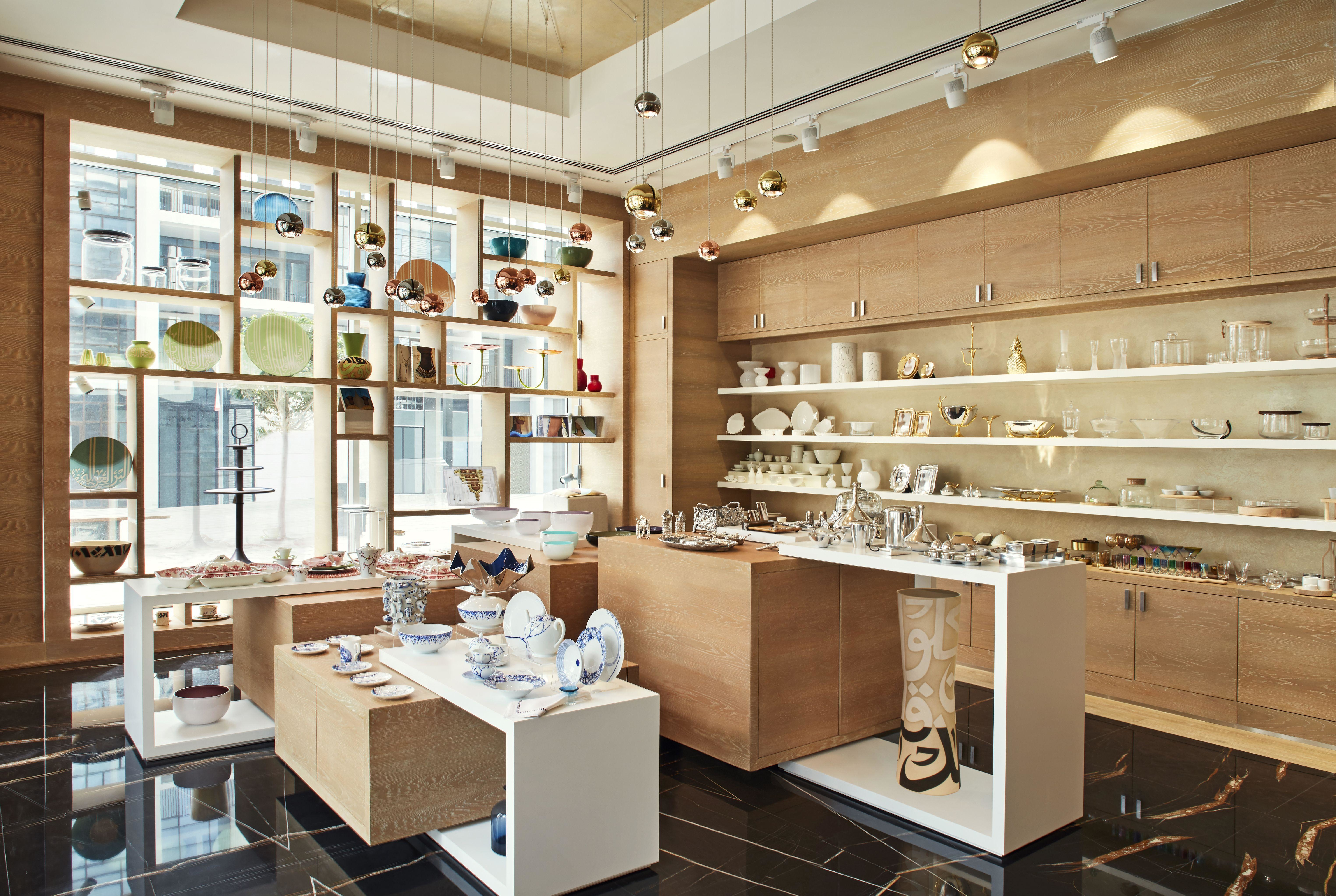 Home Decor Brand Bits&Pieces Opens Dubai Boutique