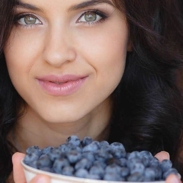 Blueberries Could Help Banish Baby Blues
