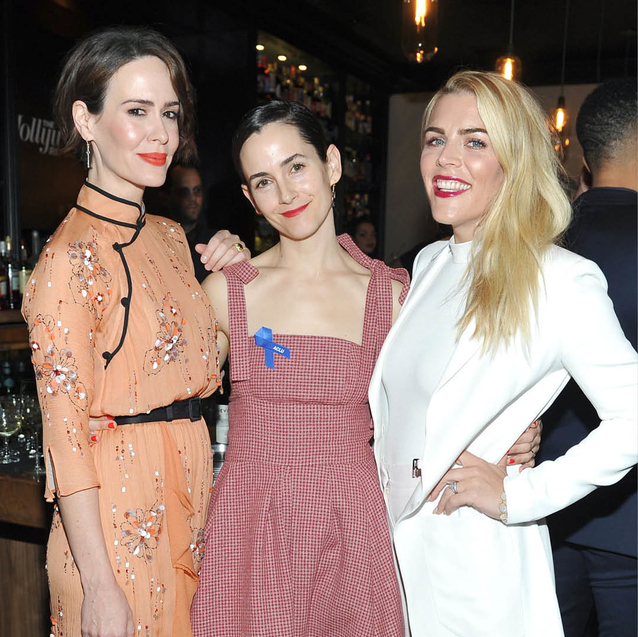 Sarah Paulson, Dakota Johnson, Nicole Richie & More Toast Their Power Stylists